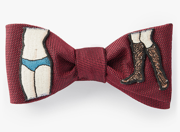 Image of Wardrobe Patch Bowtie