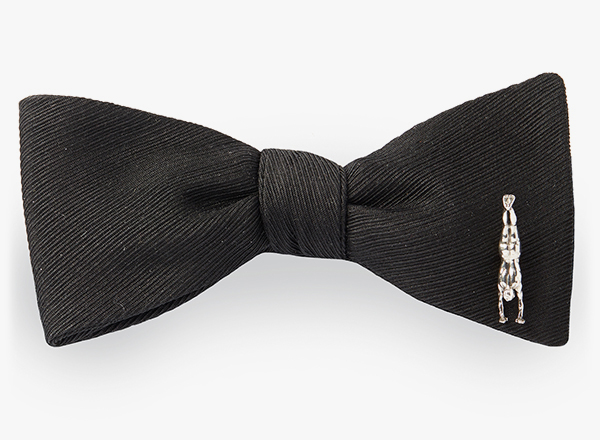 Image of Sterling Handstand Bowtie