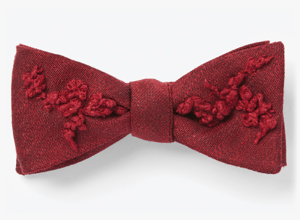 Image of Random Threaded Knots Bowtie