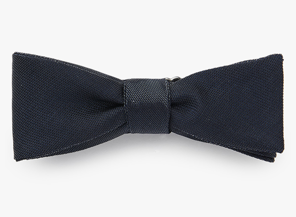 Image of Solid Skinny Bowtie