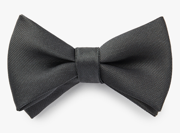 Image of Oversized Solid Bowtie