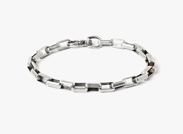 Image of Mixed Metals Bracelet 071