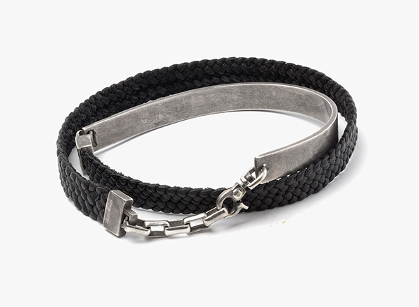 Image of Leather Bracelet 108