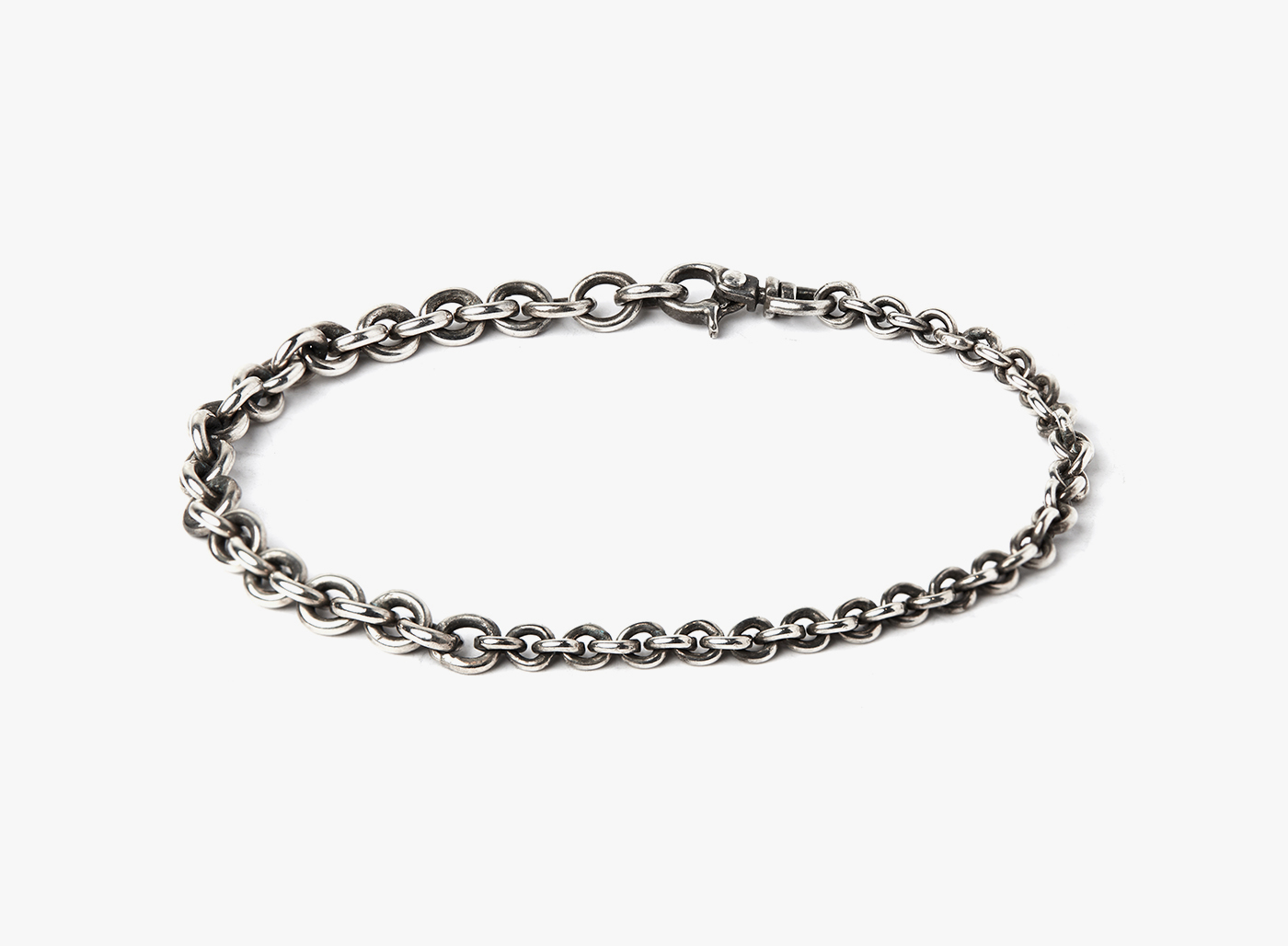 Image of Small / Medium Cable Chain Bracelet
