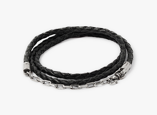 Image of Leather Bracelet 171