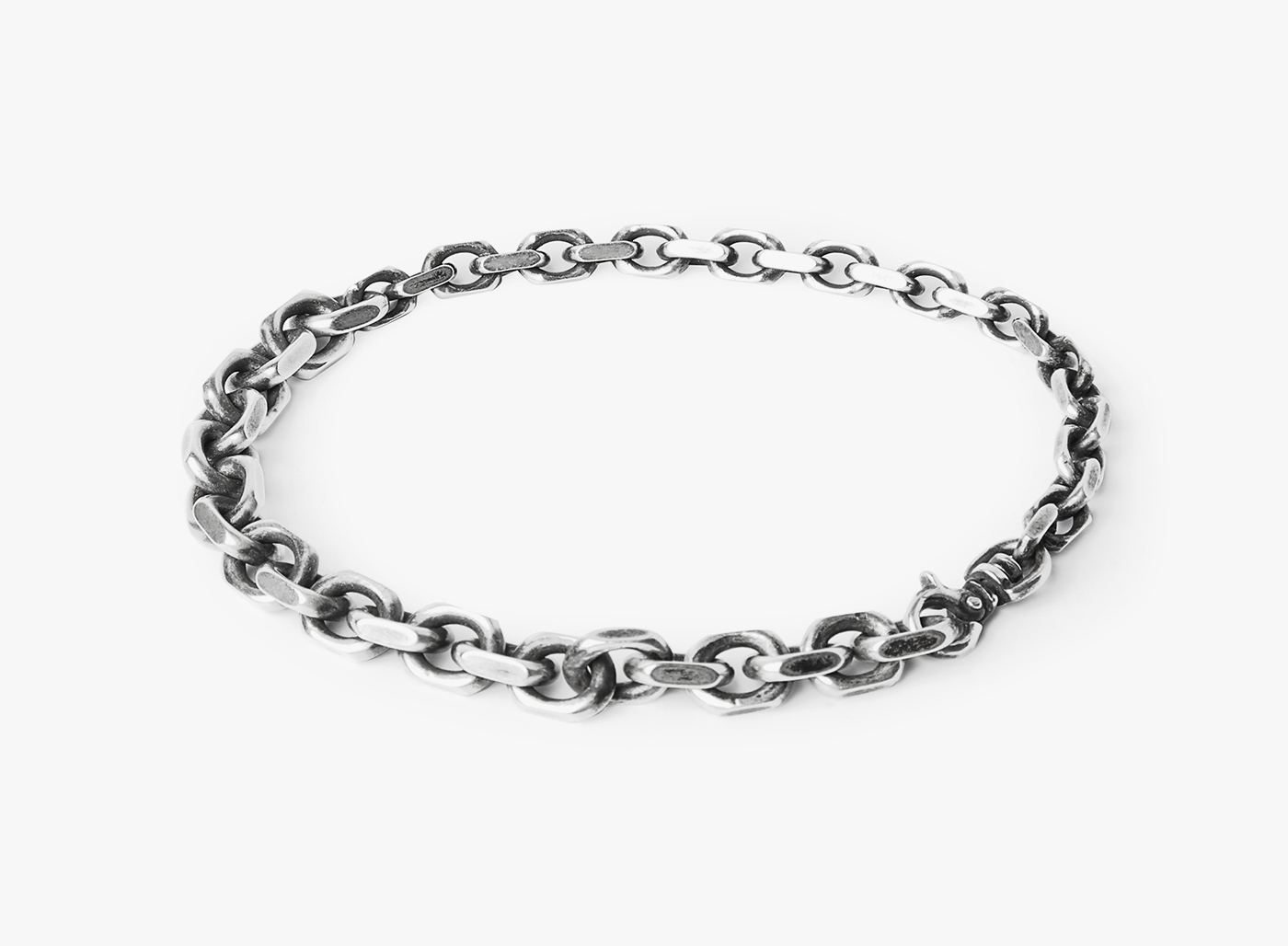 Image of Small / Large Cable Bracelet