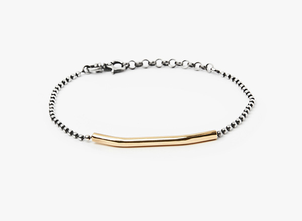 Image of Mixed Metals Bracelet 269