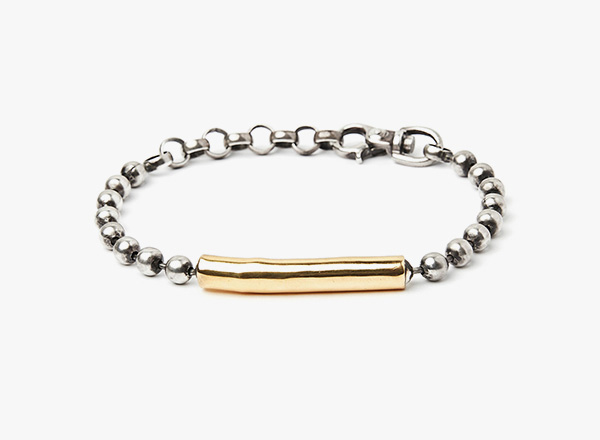 Image of Mixed Metals Bracelet 272