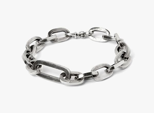 Image of Mixed Chain Bracelet 319