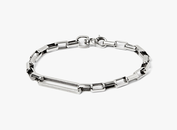 Image of Mixed Chain Bracelet 321