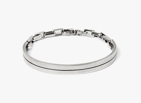 Image of Mixed Chain Bracelet 325