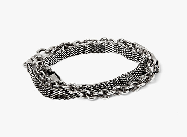 Image of Mixed Chain Bracelet 328