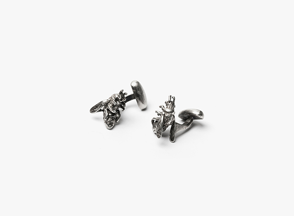 Image of Dual Hornets Cufflinks