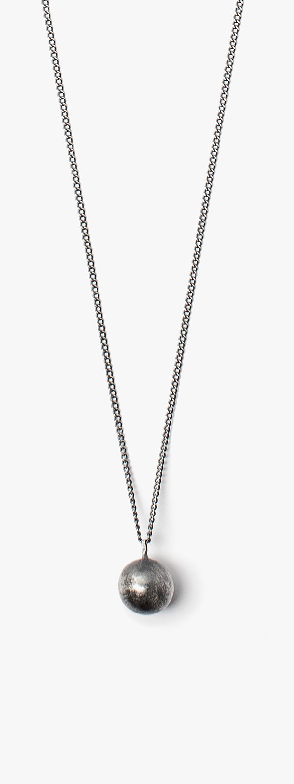Image of Wrecking Ball Necklace 013