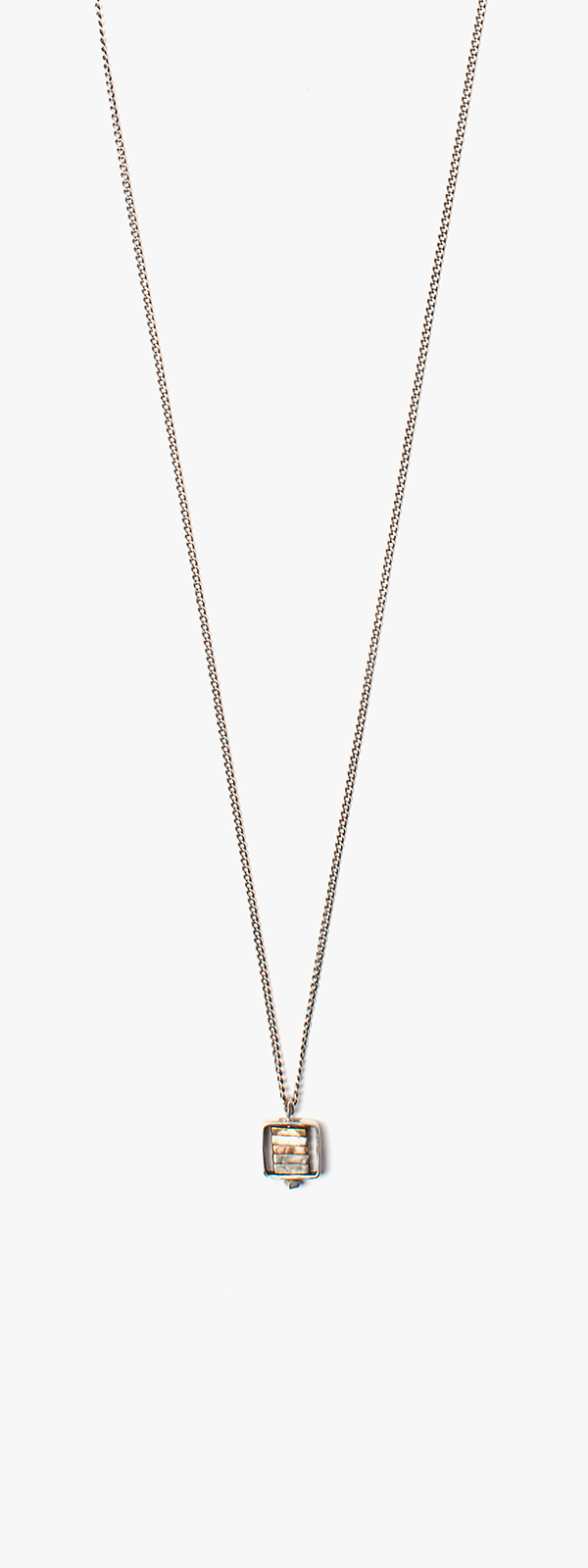 Rotating Bars Necklace
