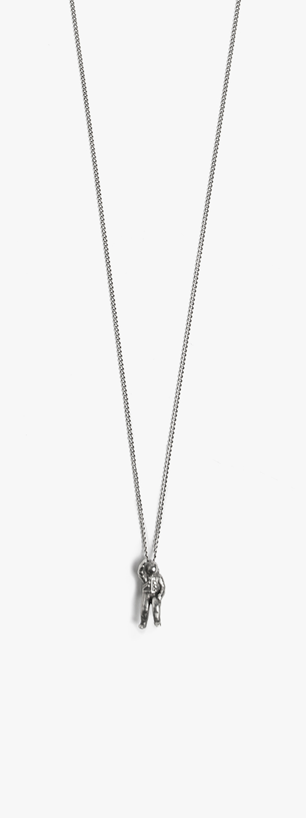 Image of Astronaut Necklace 041