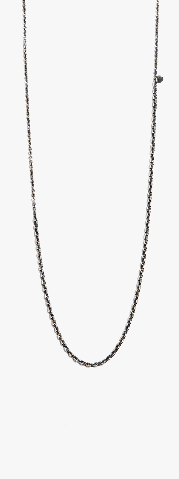 Image of Small / Medium Cable Necklace 058