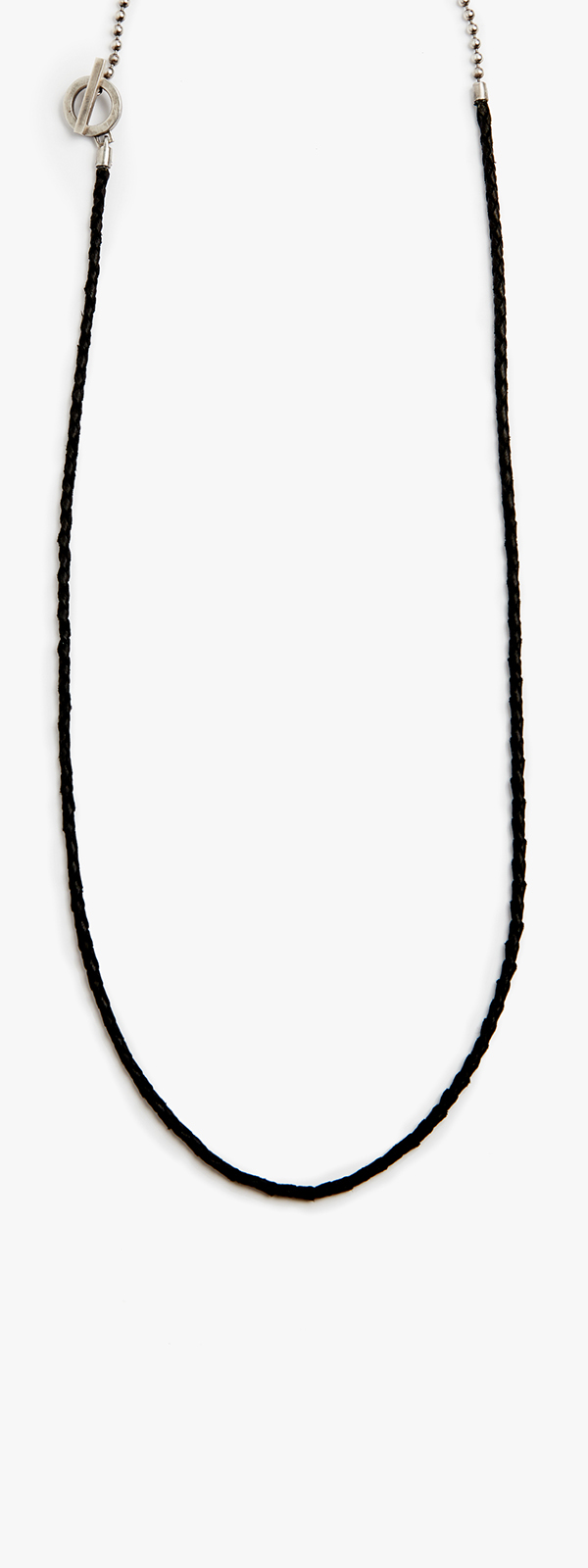 Image of Leather Necklace 066