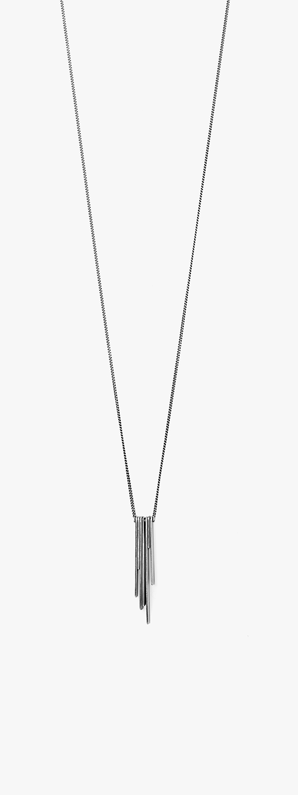 Image of I.D. Tag/Diamond Necklace