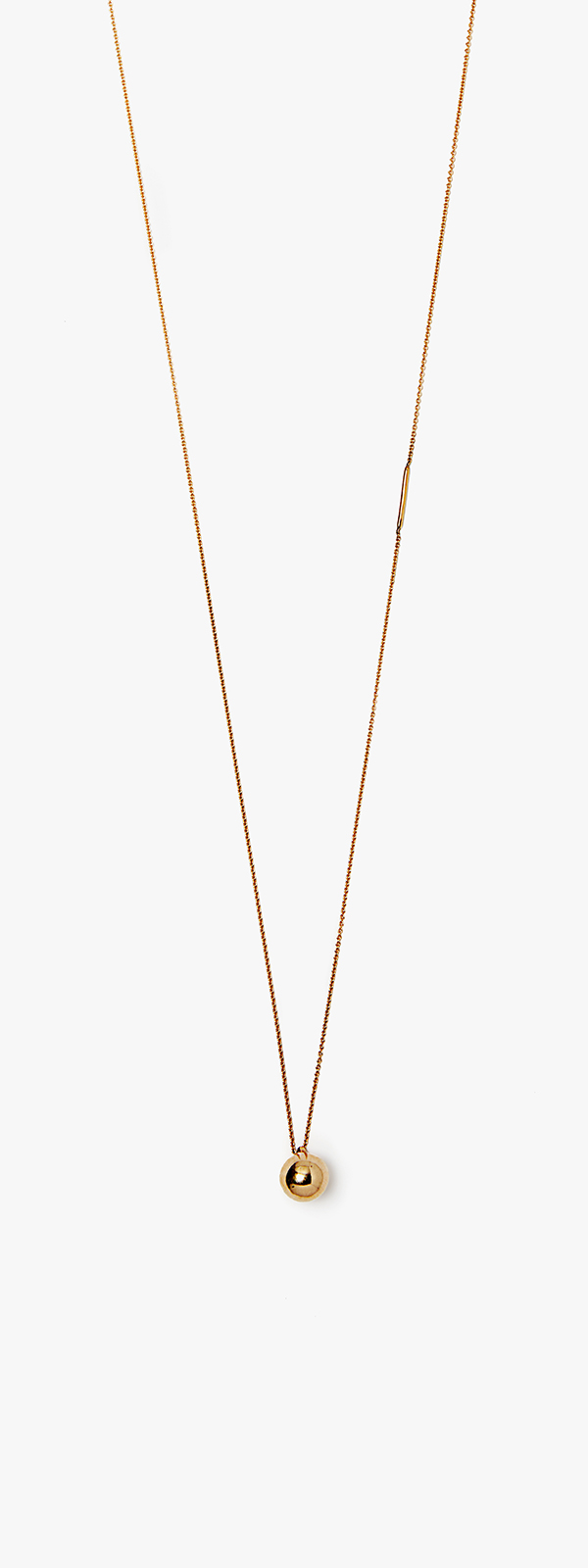 Image of 18k Solid Necklace 090