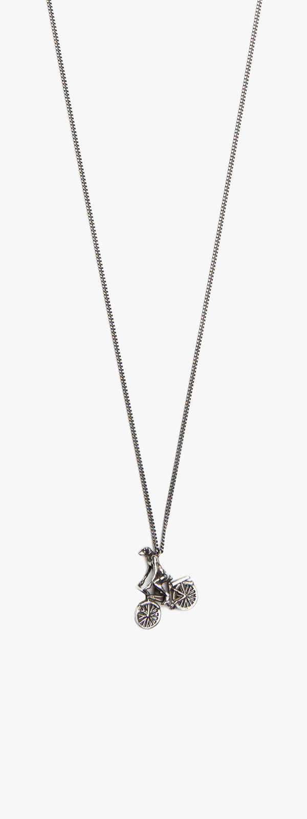 Image of Bike Ride Necklace 098