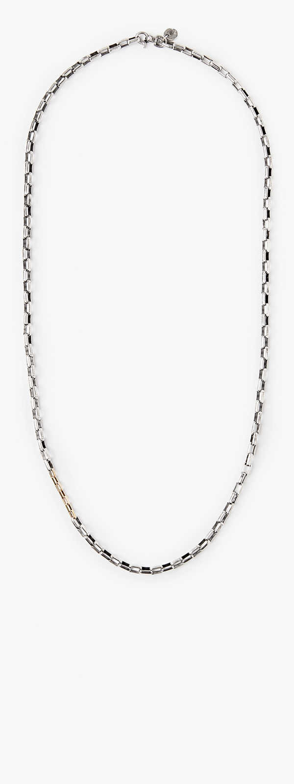 Image of Mixed Metal Necklace 101