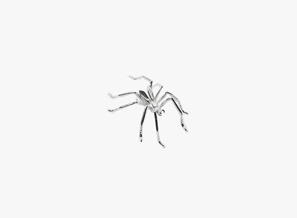 Spider/Fly Pin