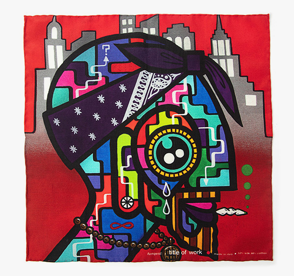 Image of FUNQEST Pocket Square