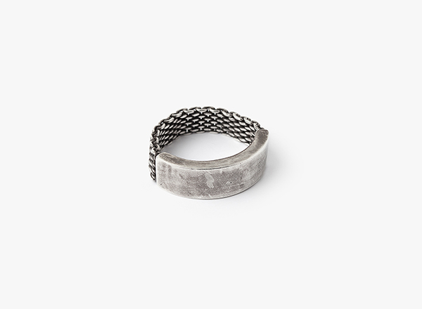 Image of Mesh Ring 002