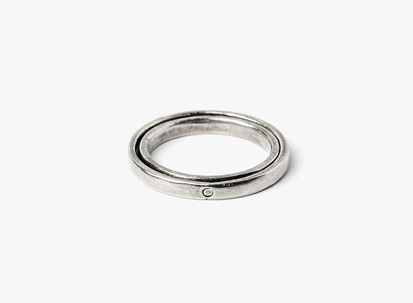 Rotating Nestled Ring
