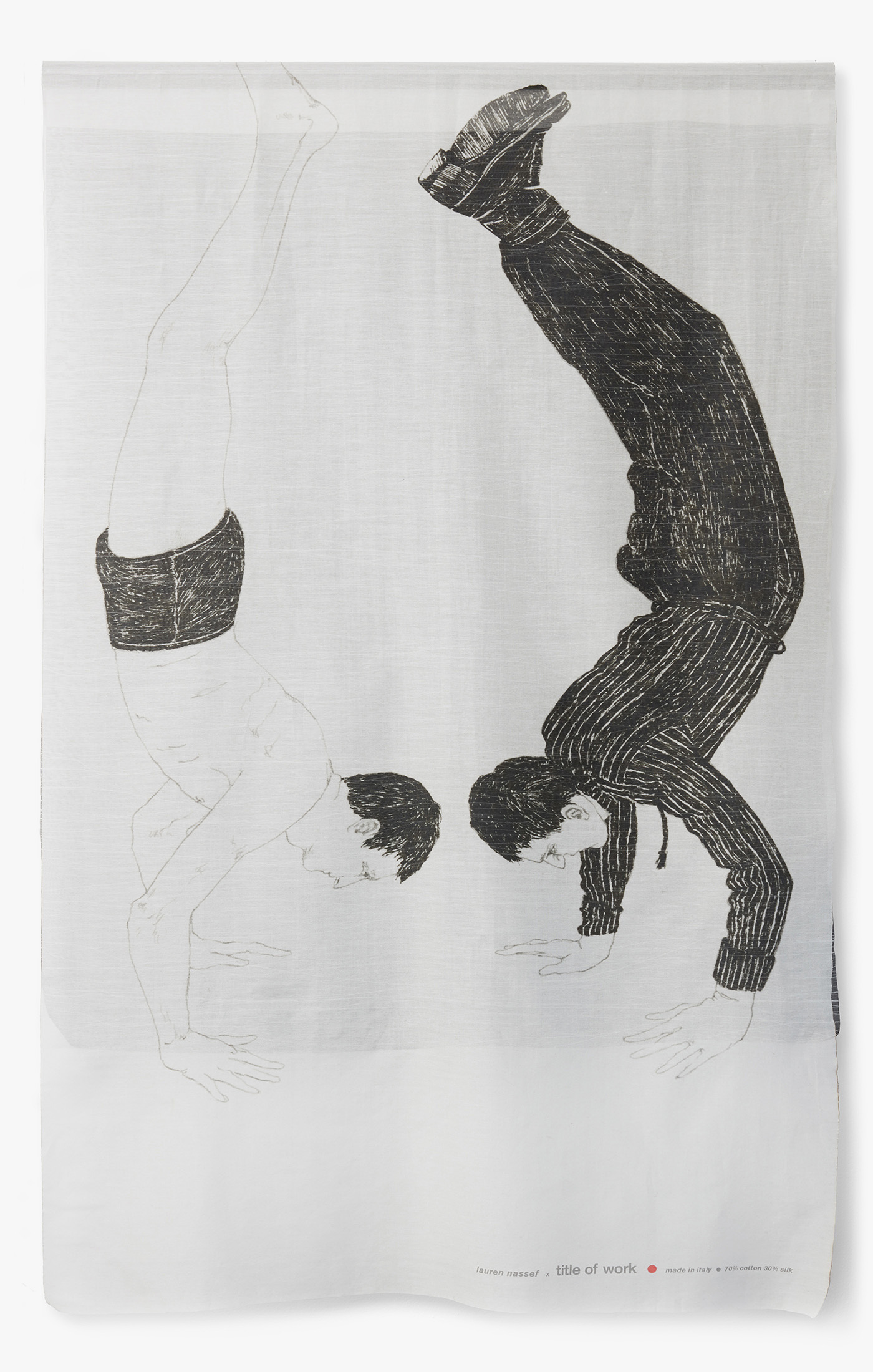 Image of Handstand Scarf