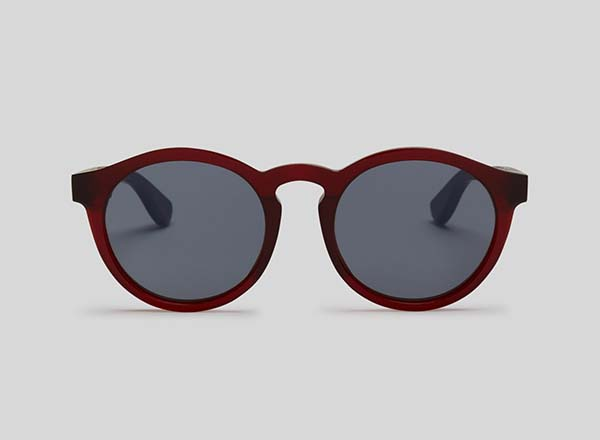 Image of Just Human / Modern Round 01 Sunglasses