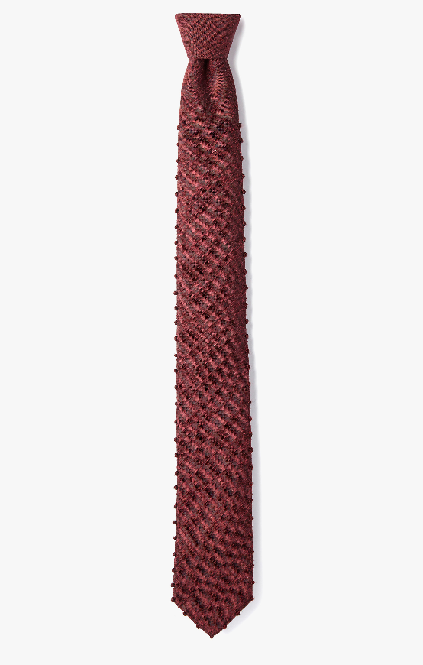 Image of Knotted Edge Necktie
