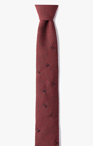 Image of Scattered Bias Necktie