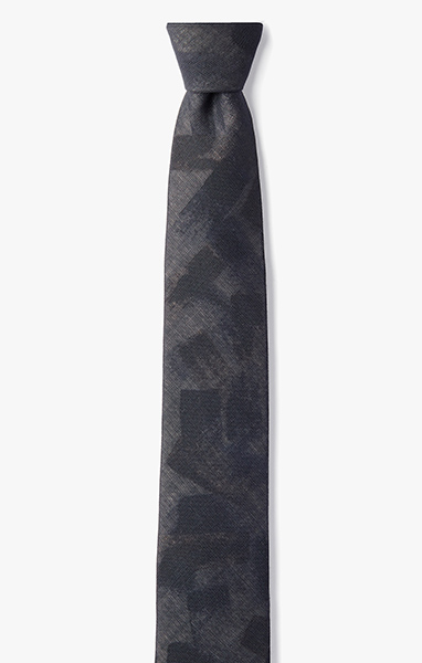 Image of Painted Squares Necktie