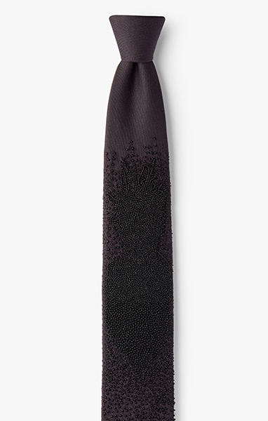 Image of R. Hambleton / Portrait Necktie