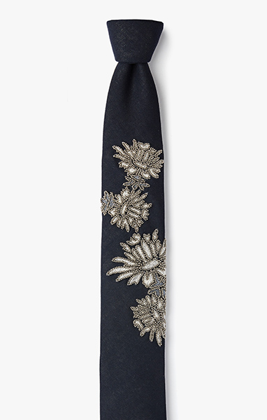 Image of Multi Floral Necktie