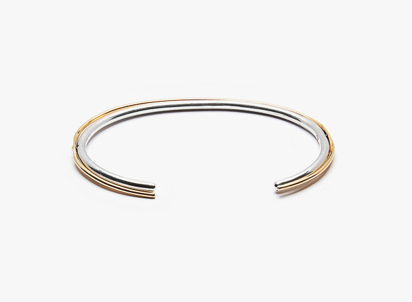 Image of Mixed Metal Bracelet 004