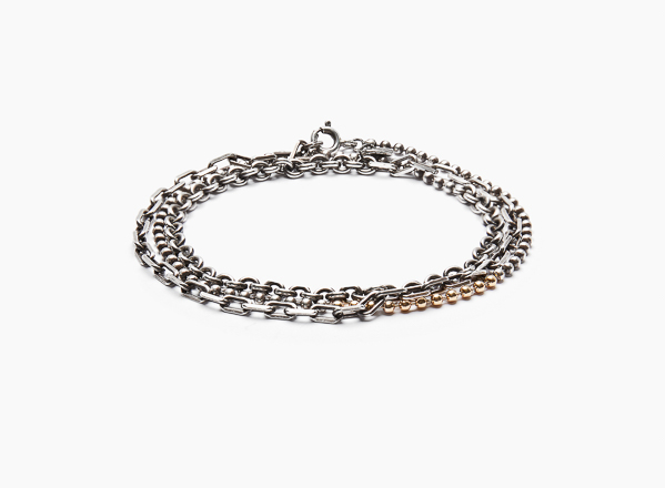 Image of Mixed Metal Bracelet 010