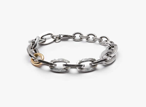 Image of Mixed Metal Bracelet 013