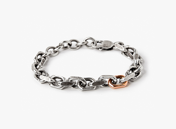 Image of Mixed Metal Bracelet 014