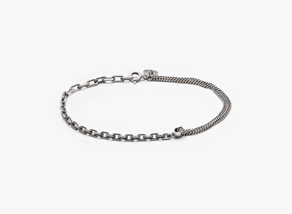Image of Mixed Chain Bracelet 020