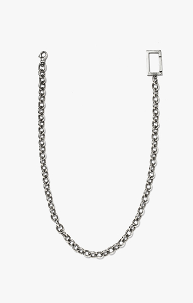 Large Cable Wallet Chain