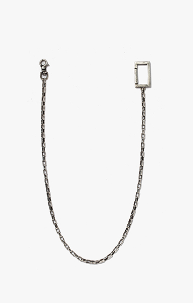 Box Cable Wallet Chain