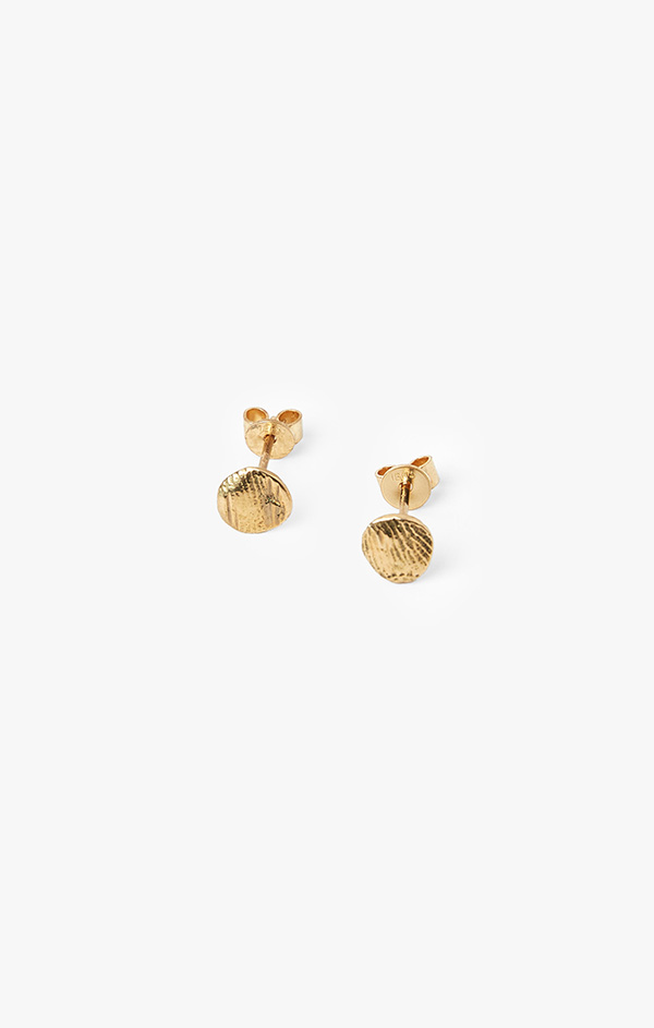 Image of Ball & Wire Earring 009