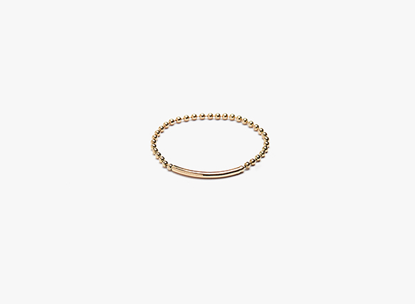 Image of Ball & Wire Ring 003