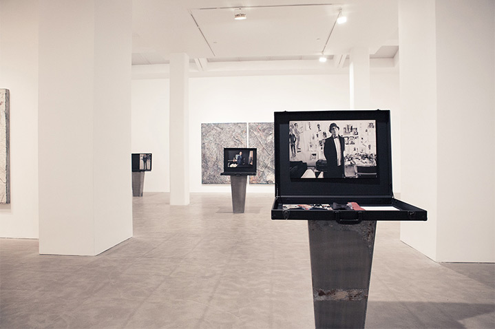 photo from title of work exhibition